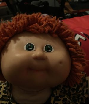 Vintage Rare Red Head Cabbage Patch for Sale in Irving, TX