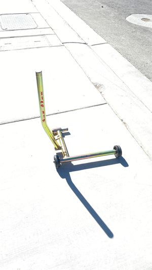 Hybrid motorcycle rear lift currently set up for Honda cb1000r but changeable for Sale in North Las Vegas, NV
