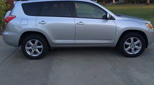 Wonderful 2008 Toyota RAV4 4WDWheels Clear for Sale in Lubbock, TX