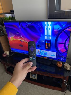 """50"""" LG tv with ROKU for Sale in Stafford, VA"""