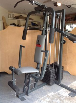 Weider8530 home gym for Sale in Kissimmee, FL