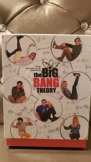 The Big Bang Theory Complete Series on DVD for Sale in Santa Rosa, CA