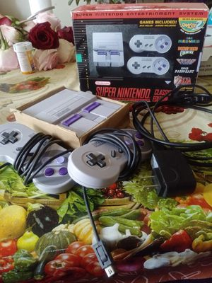SNES Classic for Sale in Los Angeles, CA