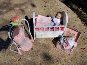 American Girl Bitty Baby Set for Sale in Plano, TX