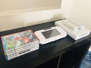 Nintendo Wii U + Pad & Controllers for Sale in Vista, CA