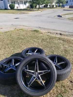 Rim, wheels, tires for Sale in Columbus, OH