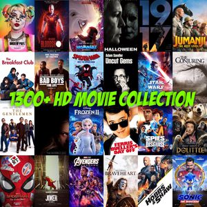 1300+ HD Movie Collection - Newest Releases and Classic Blockbusters for Sale in Los Angeles, CA