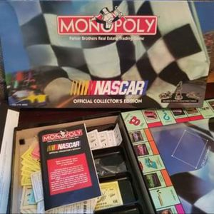 Monopoly NASCAR board game for Sale in Villa Rica, GA