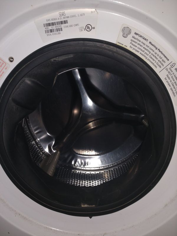 Washer and gas dryer front loaders
