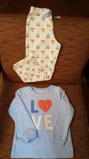 Lot of 2pc Carter's Pajama Set for Sale in Dallas, TX