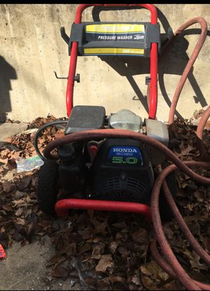 Honda pressure washer for Sale in Washington, DC