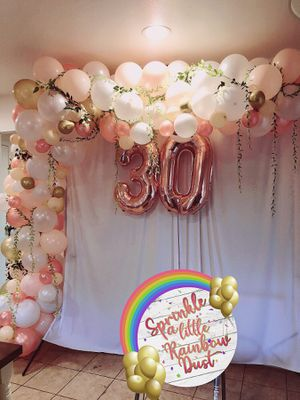 Balloon garland for Sale in Riverside, CA