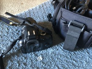 Nikon professional digital camera for Sale in Virginia Beach, VA