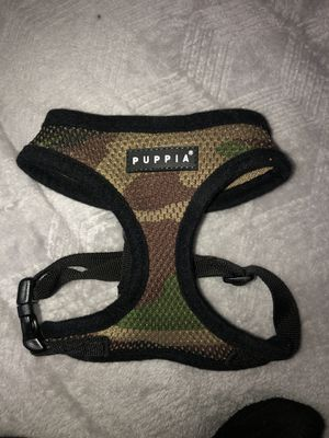 Camo Puppia Dog Harness - Brand New Size S for Sale in Stamford, CT
