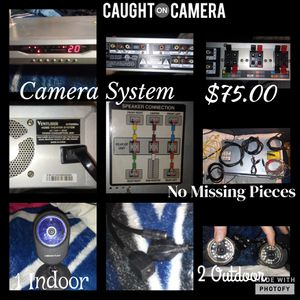 Security Camera Set Up Indoor & Outdoor for Sale in Cheyenne, WY