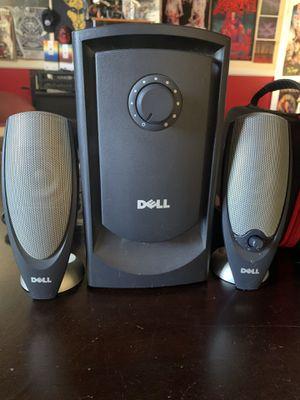 Dell 2.1 speaker system for Sale in Burke, VA