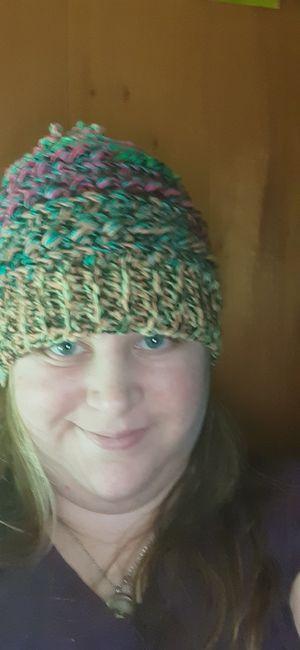 Crochet beanie for Sale in Howard, PA