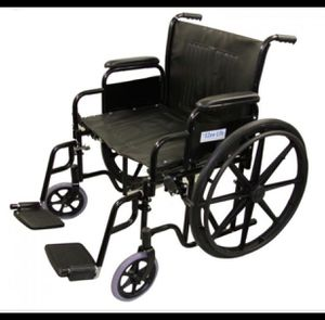 KN-700T Standard Wheelchair - weight 39 lbs .. Brand new for Sale in Stanton, CA