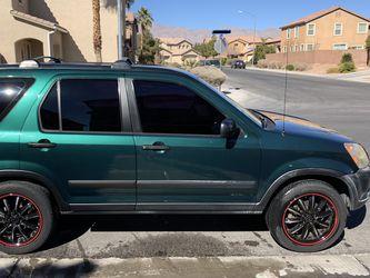 Honda CRV 2002 for Sale in North Las Vegas,  NV