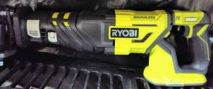 RYOBI 18-Volt ONE+ Cordless Reciprocating Saw Brushless for Sale in Dallas, GA