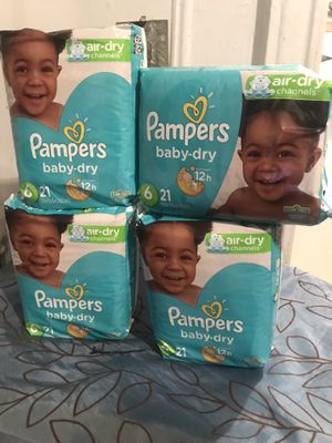 Pampers bundle for Sale in The Bronx, NY