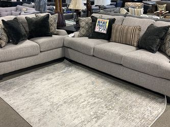 FABULOUS SOFA & loveseat W Pillows💕🥳 Easy Financing! $27 Down! 90 Days Same As Cash! NO CREDIT NEEDED 📲🚚 $1,599! for Sale in Sloan,  NV