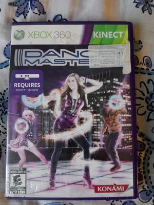Dance masters kinect for Sale in Phoenix, AZ