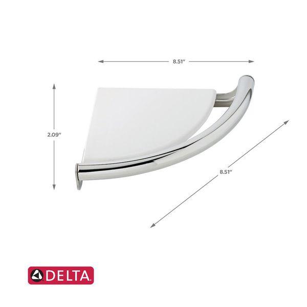 Delta Shelf with Assist Bar