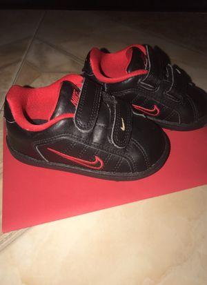 Nikes boys size 5c. for Sale in Tempe, AZ