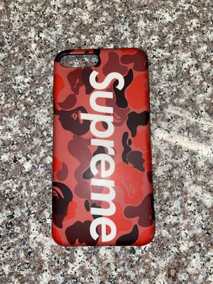Supreme Vape phone case for iPhone for Sale in Gilroy, CA