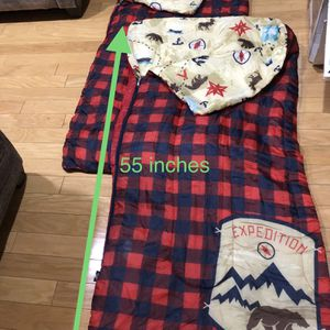 2 Kids Size Sleeping Bags for Sale in North Tustin, CA