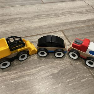 IKEA Toy Vehicle Lot Of 3 for Sale in Yukon, OK