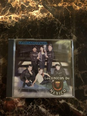 Los Únicos De Mexico CD for Sale in Aurora, IL