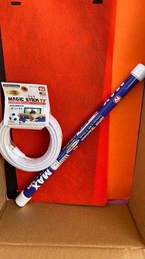Magic Stick TV MAX HD Antenna Indoor/Outdoor HDTV Digital Channels 25far range for Sale in Lynwood, CA