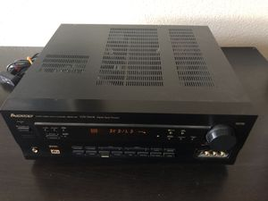 Pioneer VSX-D608 Receiver for Sale in San Ramon, CA