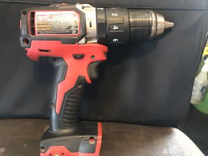 Wilwaukee 1/2 hammer / driver drill impact for Sale in North Providence, RI