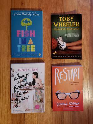 Teen / Tween Book Bundle for Sale in Cromwell, CT