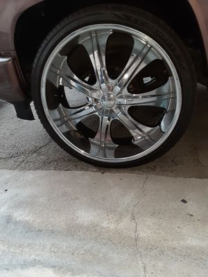 Rims FOR TRADE ONLY for Sale in South Gate, CA