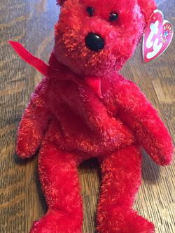 """TY """"SIZZLE"""" TY BEAR , Like New Think Easter! for Sale in Scappoose,  OR"""