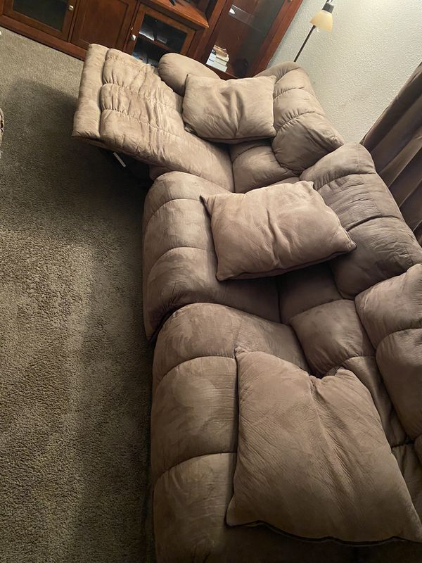 Full sectional couch for sale