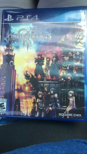 Kingdom Hearts III for Sale in Orlando, FL