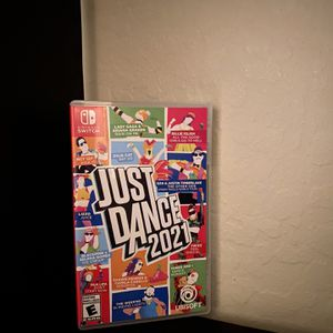 Just Dance 2021 Nintendo Switch for Sale in Laveen Village, AZ