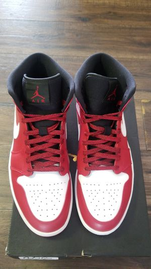 Size 10.5 air Jordan 1 mid for Sale in Columbus, OH