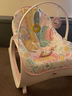 Fisher-Price infant rocker baby Chair $25 for Sale in Redondo Beach,  CA