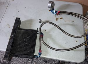 Nissan 370Z stillen oil cooler for Sale in Pembroke Pines, FL