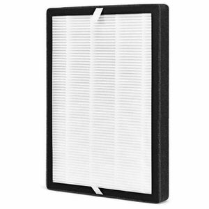 Costway EP24050 4-in-1 Air Purifier Replacement Composite Filter with HEPA Activated Carbon Filter for Sale in Lincoln Acres, CA