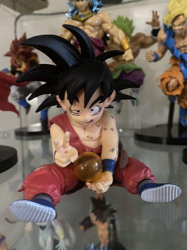 Young Goku dbz dragonball z figure