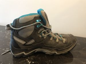 Women's Keen hiking boots 8.5 worn 1 time! for Sale in Vienna, VA