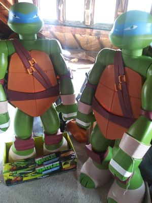 My Size Ninja Turtles $50 each for Sale in Williamsport, PA