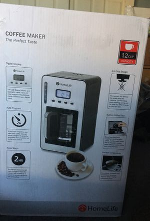 New coffee maker HomeLife for Sale in Las Vegas, NV